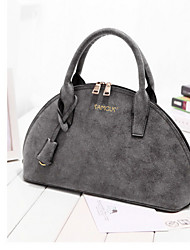 Women Denim Casual Tote Gray Ruby Blue