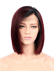 Ombre T1B/30 Brazilian Virgin Hair Glueless Lace Wigs for Woman Full Lace Human Hair Wigs Body Wave Virgin Hair Wig with Baby Hair