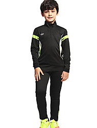 Kid's Soccer Tracksuit Breathable Comfortable Spring Winter Fall/Autumn Sports Terylene Football/Soccer