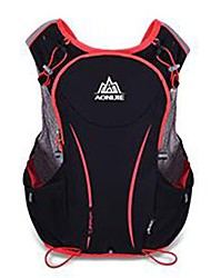 5 L mochila Alpinismo Esportes Relaxantes Corrida Lista Reflectora Respirável