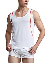 Men's Running Tank Sleeveless Quick Dry Breathable Soft Comfortable Tank for Exercise & Fitness Basketball Football/Soccer Running