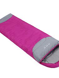 Спальный мешок Прямоугольный Односпальный комплект (Ш 150 x Д 200 см) 15 Пористый хлопокX70 Походы На открытом воздухеЗащита от насекомых