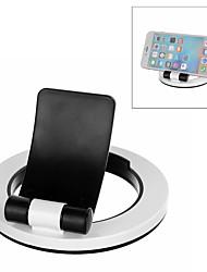 Porte-clés universel rotatif cwxuan® pour ipad / iphone 8 galaxy s8 / samsung et autres