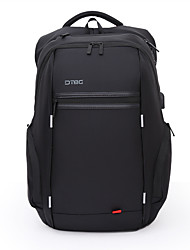 DTBG D8195W 17.3 Inch Computer Backpack Business External USB Charging Port Waterproof Anti-Theft Breathable
