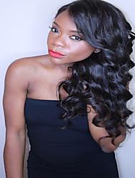 Perucas do cabelo humano da parte dianteira do laço para mulheres pretas perucas virgens do cabelo do wig