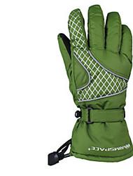 Luvas de esqui Dedo Total Todos Luvas EsportivasManter Quente Prova de Água Á Prova-de-Vento Prova de Neve Respirável Anti-Derrapagem