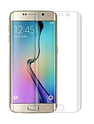 Zxd 3d изогнутая мягкая защитная пленка для Samsung galaxy s6 edge плюс защитная пленка для крышки s6 (не закаленное стекло)