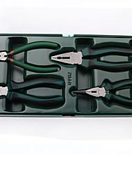 SATA Plastic pliers Household  4 pieces 09912 Tools Set