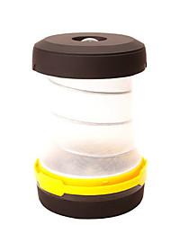 Ampoules LED Joint Torique LED Lumens Mode Pile au Lithium Taille Compacte Camping/Randonnée/Spéléologie Alliage d'aluminium