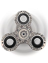 Toupies Fidget Spinner à main Jouets Tri-Spinner Plastique EDCJouets de bureau Pour le temps de tuer Focus Toy Soulage ADD, TDAH,