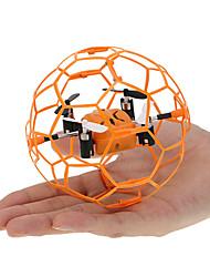 Drone 4 Canali 6 Asse 2.4G - Quadricottero RcIlluminazione LED Tasto Unico Di Ritorno Controllo Di Orientamento Intelligente In Avanti