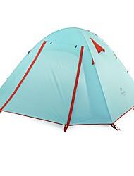 3-4 personnes Double Une pièce Tente de campingCamping Voyage-