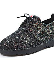 Women's Sneakers Comfort Light Soles Bullock shoes PU Spring Summer Fall Casual Outdoor Work & Safety WalkingComfort Light Soles Bullock