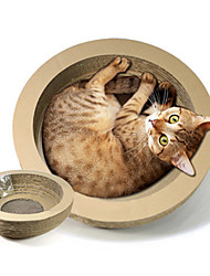 Cat Toy Pet Toys Interactive Scratch Pad Durable Paper