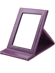 1 pcs Mirror PVC PU Quadrate