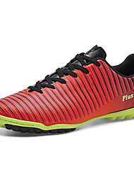 AILE Football Boots Men's Anti-Slip Anti-Shake/Damping Ultra Light (UL) Indoor Outdoor Low-Top PUSoccer/Football Cross-country