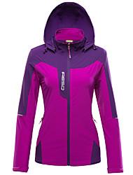 LEIBINDI® Outdoor Women's Jackets Fall Spring Climbing Sport Hiking Waterproof Windproof Jacket coat