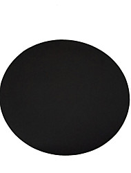Fine Solid Color Round Mouse Pad