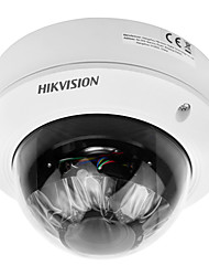 Hikvision® ds-2cd1741fwd-i cámara de red 4mp de interior con 128gb (2,8-12mm manual ipfocales var-focal ip10 ik10 30m ir)