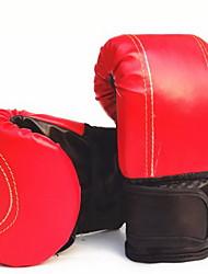 Sports Gloves Exercise Gloves Pro Boxing Gloves for Boxing Muay Thai Fitness Full-finger GlovesKeep Warm Breathable Wearproof High