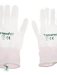 The Six PU Gloves / 1 Pair (Dip) Industrial Protection