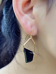 Boucle d'oreille Pendant Mode Personnalisé euroaméricains Acrylique Bijoux Pour Quotidien Décontracté 1 paire