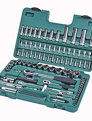 SATA®  09013 86PC 6.3x12.5mm Professional Wrenches Tool Set with Tool Box