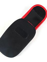 -Ein-Schulter-Schwarz Rot-Digital Kamera-Ricoh-