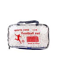1 pcs duráveis / shockproof futebol / redes de futebol