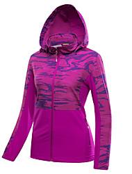 LEIBINDI® Outdoor Women's Jackets Fall Spring Climbing Hiking Camping Waterproof Breathable Jacket coat