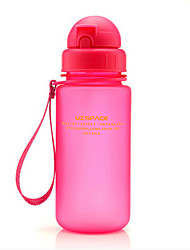 Frosted Candy Color Water Bottle 400ml