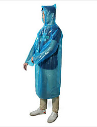 Waterproof Bicycle Emergency Disposable Raincoat Women Man Rain Coat Poncho Capa De Chuva De Motoqueiro Impermeable Bicicleta 10PC