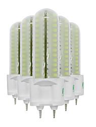 10W G12 Luci LED Bi-pin T 104 SMD 2835 850-950 lm Bianco caldo Luce fredda Decorativo AC 220-240 V 5 pezzi