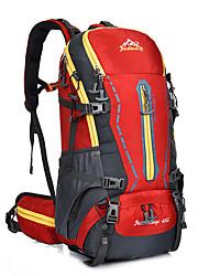 45 L Rucksack Camping & Wandern Reisen tragbar Atmungsaktiv Feuchtigkeitsundurchlässig