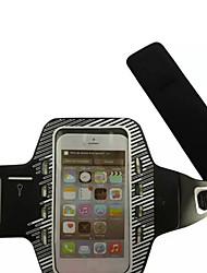 Sports Bag Armband Waterproof Rain-Proof Waterproof Zipper Wearable Phone/Iphone Multifunctional Running BagIphone 6/IPhone 6S/IPhone 7