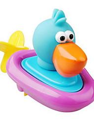 Игрушки для купания Модели и конструкторы Птица Пластик
