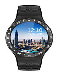 Yy lemfo s99a smartwatch android 5.1 mtk6580m 1.3g quad core 512mb 8gb com gps wifi sim 3g telefone relógio inteligente para android ios