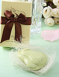 4Box/Set The Perfect Pair Pear Shaped Scented Soap Wedding Favor