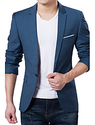 2016 New Suit Jacket For Men Terno Masculino Suit Blazers Jackets Traje Hombre Men's Casual Blazer