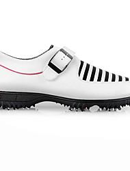 Повседневная обувь Обувь для игры в гольф Муж. Противозаносный Амортизация Дышащий Износостойкий Низкое голенище РезинаСпорт в свободное