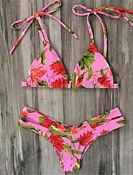 Bikinis Fleur Licou Polyester