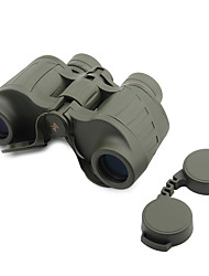 Wide-Angle 7X32mm Binoculars High Definition Night Vision Wide Angle BAK4 Fully Coated Dimlight 139M/1000M Central Focusing For Military Use