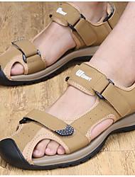 Sandales pour homme Ressort confort Caillou en tulle extérieur décontracté