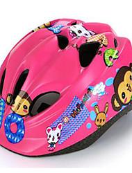 Детские шлем Легкая прочность и долговечность Плотное облегание ИзносоустойчивыйВелосипедный спорт Горные велосипеды Шоссейные велосипеды