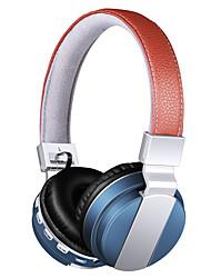 Casque bluetooth sans fil Bluetooth Soyto Bt-008 casque écouteur pliable Écouteur bluetooth avec microphone pour téléphone intelligent