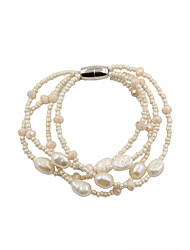 Fashion Women Pearls  Bracelet