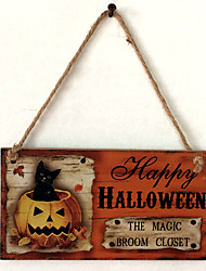 The Cat Halloween Listing