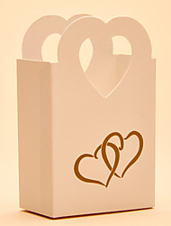 25 Piece/Set Favor Holder-Heart-shaped Card Paper Favor Boxes / Candy Jars and Bottles / Gift Boxes Non-personalised