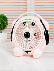 Plug-in Cartoon Mini-bed Desktop Bedroom Small Power-type Fan Bed Head