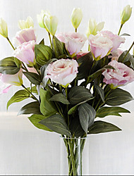 6 Une succursale Soie Fleurs artificielles
